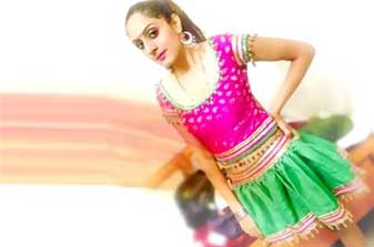 shubh kaur indias got talent one legged dancer