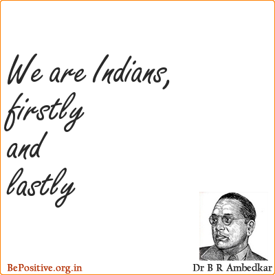 we are indian