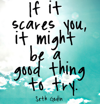 what scares you is ggod