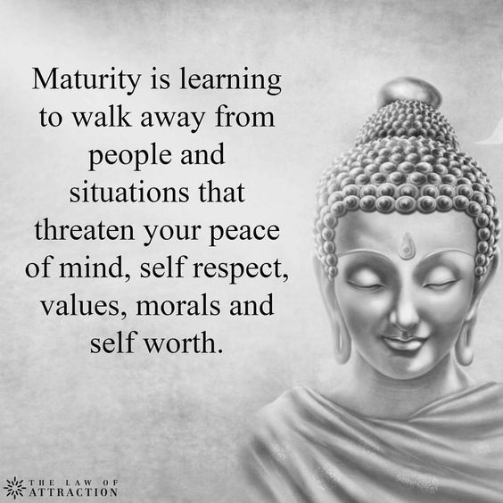 What Is Maturity Be Positive